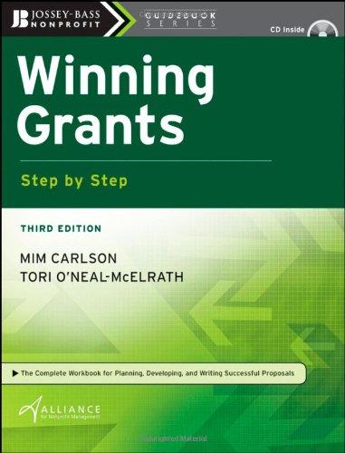 9780470286371: Winning Grants Step by Step