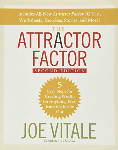 9780470286425: The Attractor Factor: 5 Easy Steps for Creating Wealth (or Anything Else) From the Inside Out