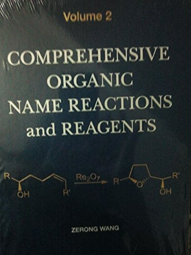 9780470286630: Comprehensive Organic Name Reactions and Reagents: v. 2