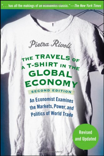 9780470287163: Travels of a T-Shirt in the Global Economy: An Economist Examines the Markets, Power, and Politics of World Trade