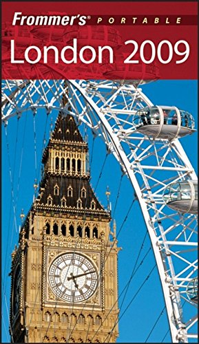 9780470287873: Frommer's Portable London 2009