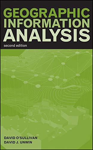 9780470288573: Geographic Information Analysis