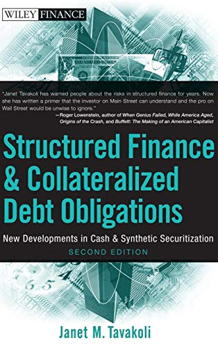 9780470288948: Structured Finance and Collateralized Debt Obligations: New Developments in Cash and Synthetic Securitization