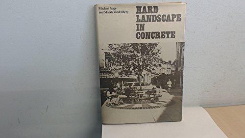 9780470289136: Hard landscape in concrete