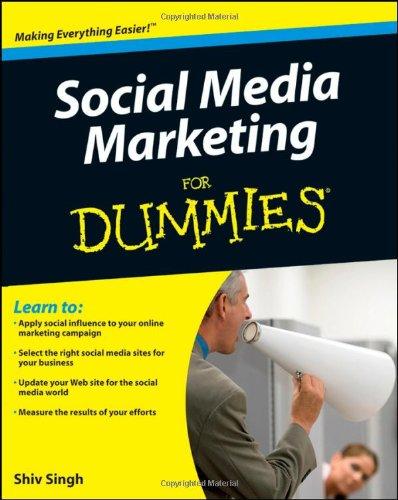 9780470289341: Social Media Marketing for Dummies