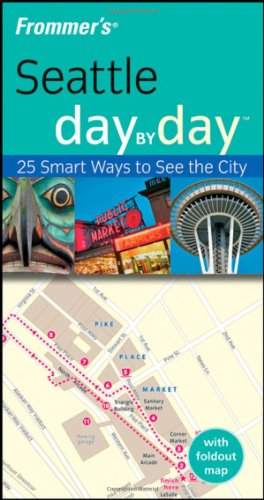 9780470289419: Frommer's Seattle Day by Day (Frommer's Day by Day - Pocket)