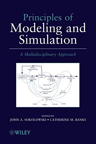 9780470289433: Principles of Modeling and Simulation: A Multidisciplinary Approach
