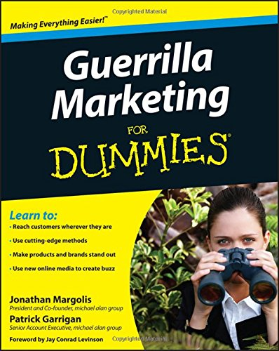 9780470289679: Guerrilla Marketing for Dummies