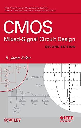 9780470290262: CMOS: Mixed-Signal Circuit Design, Second Edition