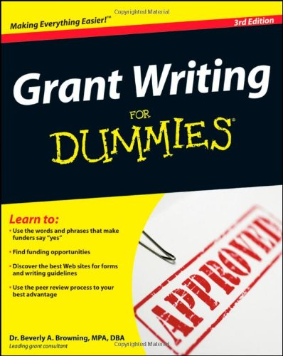 9780470291139: Grant Writing For Dummies