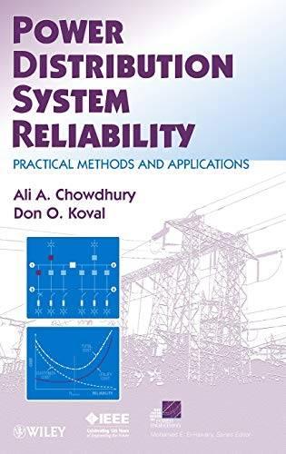 9780470292280: Power Distribution System Reliability: Practical Methods and Applications (IEEE Press Series on Power Engineering)