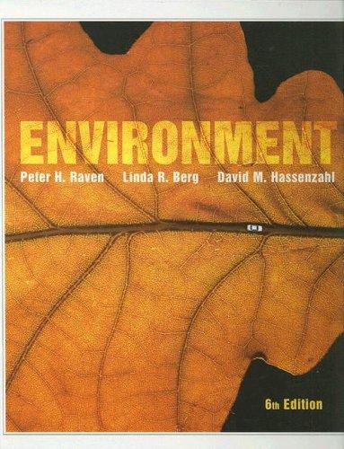 9780470292662: Environment