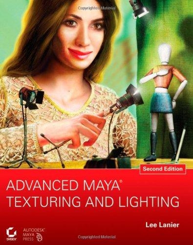 9780470292730: Advanced Maya Texturing and Lighting