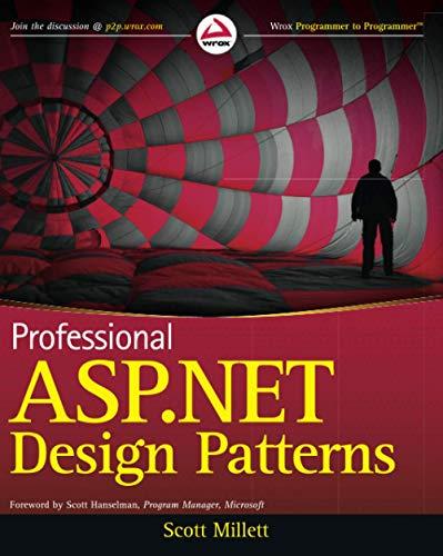 9780470292785: Professional ASP.Net Design Patterns