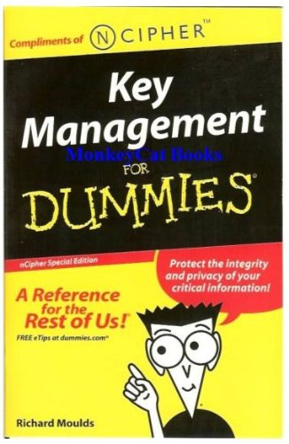 9780470292877: Key Management for Dummies