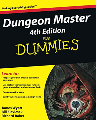 9780470292914: Dungeon Master for Dummies