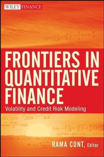 9780470292921: Frontiers in Quantitative Finance: Volatility and Credit Risk Modeling (Wiley Finance)