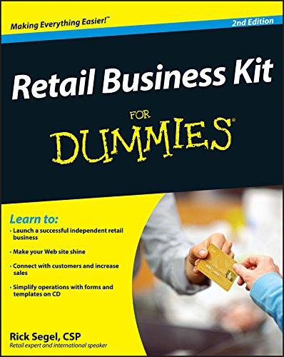 Retail Business Kit For Dummies: Segel, Rick