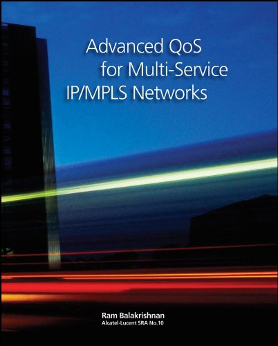 9780470293690: Advanced QoS for Multi-Service IP/MPLS Networks