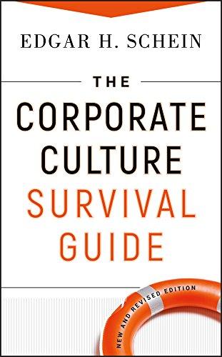 9780470293713: The Corporate Culture Survival Guide (J-B Warren Bennis Series)