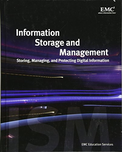 9780470294215: Information Storage and Management: Storing, Managing, and Protecting Digital Information