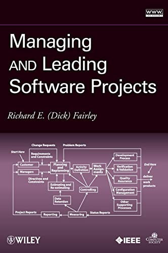 9780470294550: Managing and Leading Software Projects