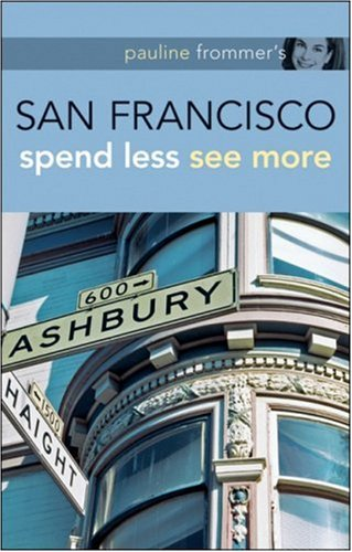 9780470308738: Pauline Frommer's San Francisco (Pauline Frommer Guides)
