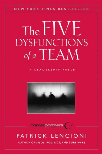 9780470310441: Five Dysfunctions of a Team : A Leadership Fable