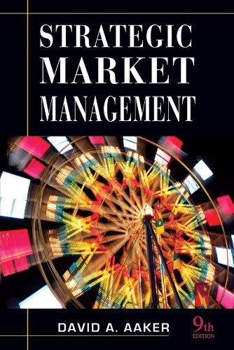 9780470317242: Strategic Market Management