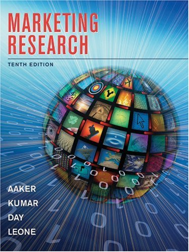 9780470317259: Marketing Research