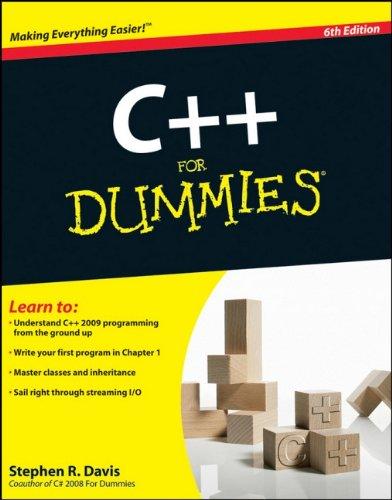9780470317266: C++ For Dummies