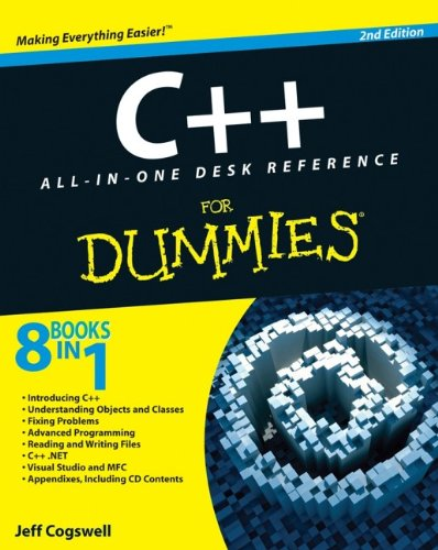 9780470317358: C++ All-In-One Desk Reference For Dummies