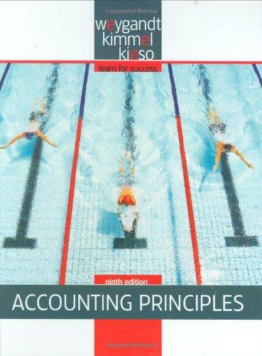 9780470317549: Accounting Principles