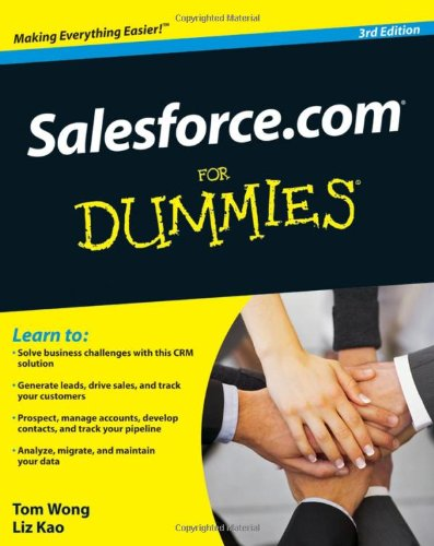 9780470318126: Salesforce.com for Dummies