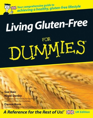9780470319109: Living Gluten Free for Dummies (For Dummies)