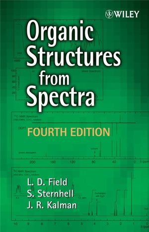 9780470319260: Organic Structures from Spectra