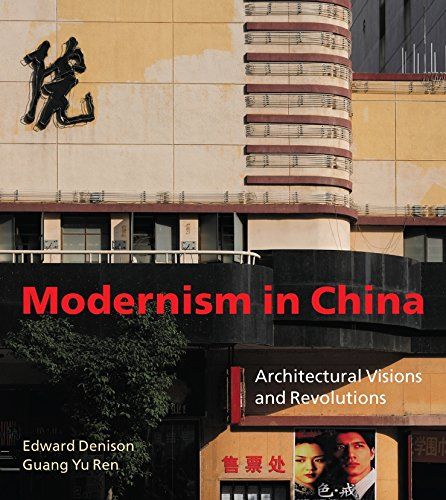 9780470319284: Modernism in China: Architectural Visions and Revolutions