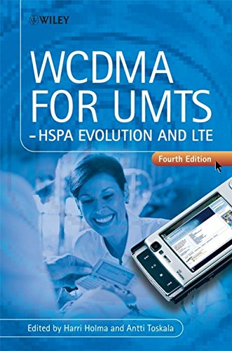 9780470319338: WCDMA for UMTS: HSPA Evolution and LTE