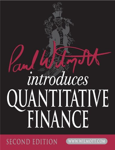 9780470319581: Paul Wilmott Introduces Quantitative Finance