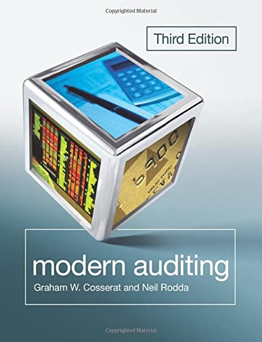 9780470319734: Modern Auditing