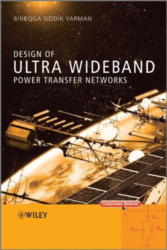 9780470319895: Design of Ultra Wideband Power Transfer Networks