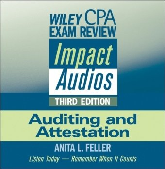 9780470323366: Wiley CPA Exam Review Impact Audios: Auditing and Attestation