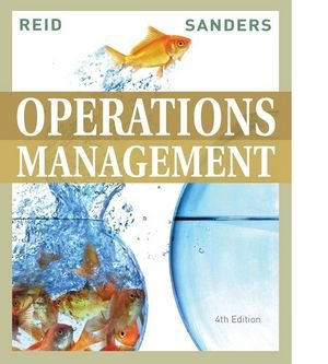 9780470325049: Operations Management