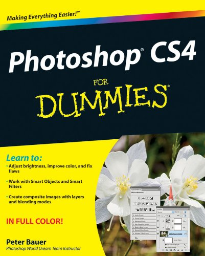 9780470327258: Photoshop CS4 for Dummies