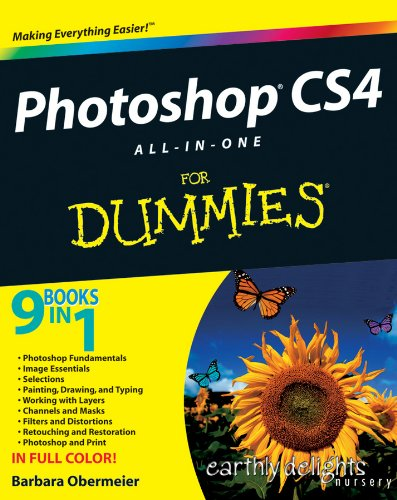 9780470327265: Photoshop CS4 All-in-One For Dummies