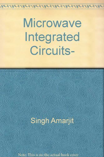9780470336403: Microwave integrated circuits,