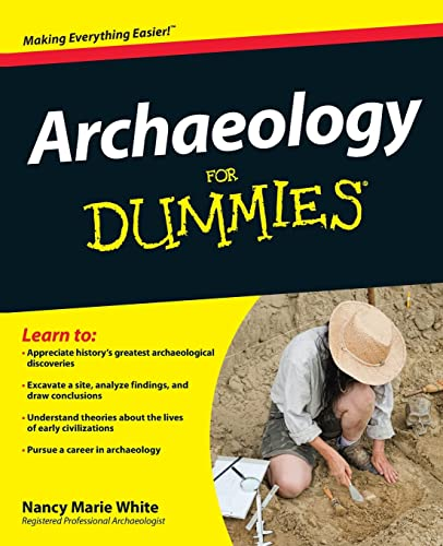 9780470337325: Archaeology For Dummies