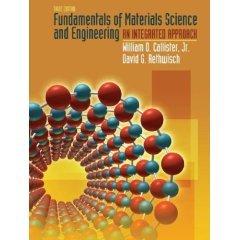 Fundamentals of Materials Science & Engineering + Wileyplus Package