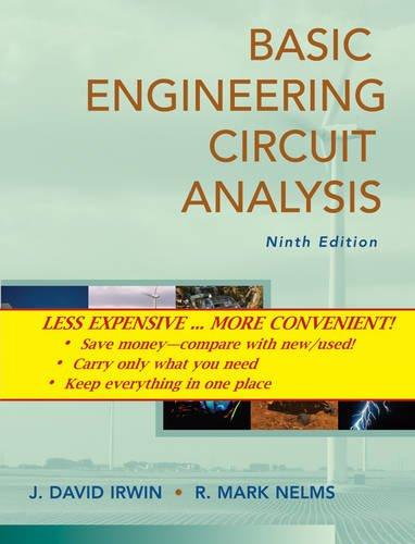 9780470343678: Basic Engineering Circuit Analysis