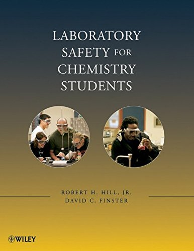 9780470344286: Laboratory Safety for Chemistry Students